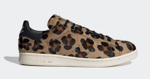"""Official Look At The adidas Stan Smith Recon """"Leopard"""""""