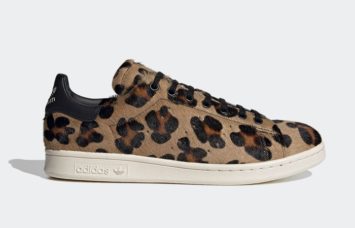 "Official Look At The adidas Stan Smith Recon ""Leopard"" f"