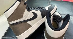 "Official Release Date Of Air Jordan 1 High OG ""Dark Mocha"" Postponed! 03"