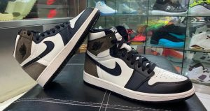 "Official Release Date Of Air Jordan 1 High OG ""Dark Mocha"" Postponed!"