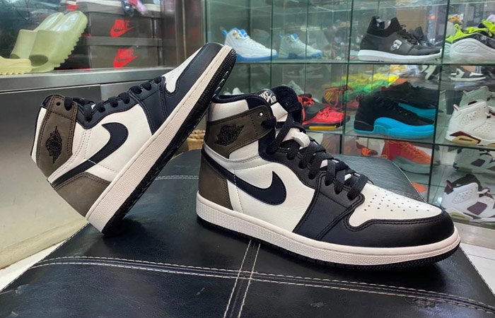 "Official Release Date Of Air Jordan 1 High OG ""Dark Mocha"" Postponed! f"