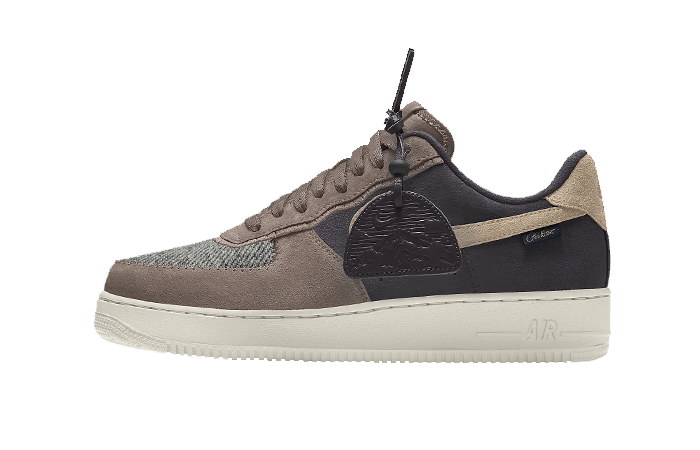 Pendleton Nike Air Force 1 By You Multi 01