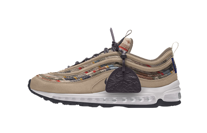 Pendleton Nike Air Max 97 By You Multi 01