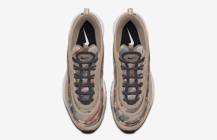 Pendleton Nike Air Max 97 By You Multi 04