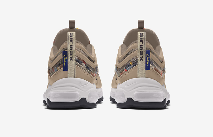 Pendleton Nike Air Max 97 By You Multi 05