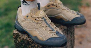 SAHALEX adidas Consortium Clear Aqua Sand Receives A Detailed Look