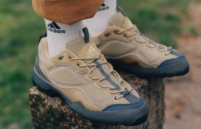 SAHALEX adidas Consortium Clear Aqua Sand Receives A Detailed Look f