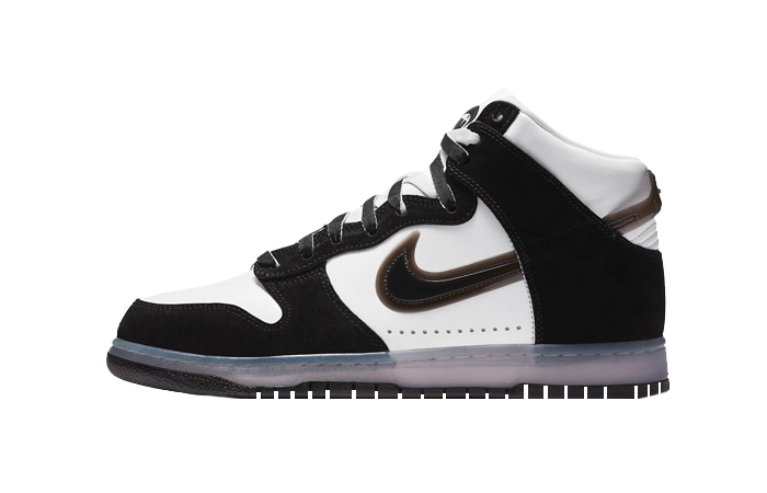 Slam Jam Nike Dunk High SP Black DA1639-101 01