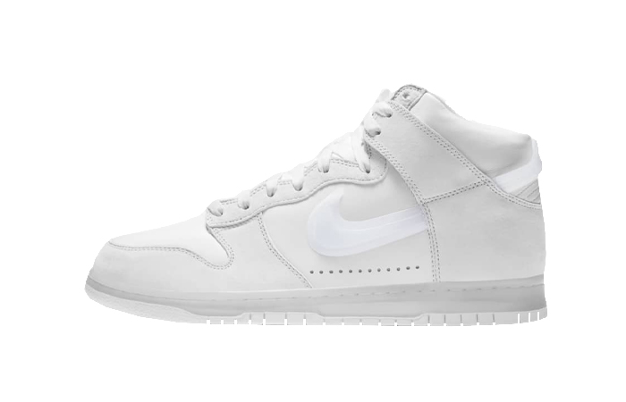 Slam Jam Nike Dunk High SP White DA1639-100 01