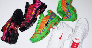 Supreme Nike Air Max Plus Collection Dropping This Week 01