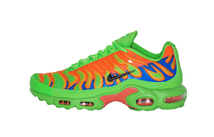 Supreme Nike TN Air Max Plus Green Volt DA1472-300 01