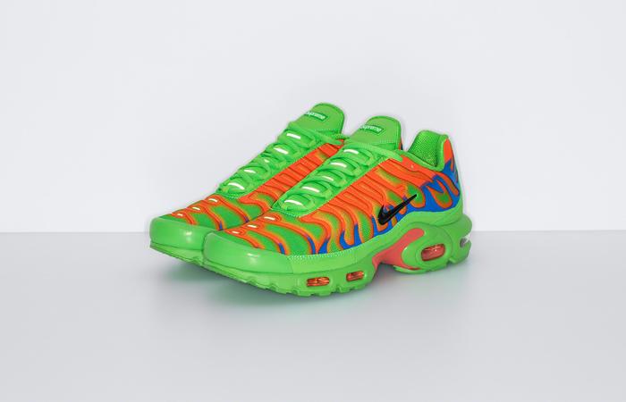Supreme Nike TN Air Max Plus Green Volt DA1472-300 02