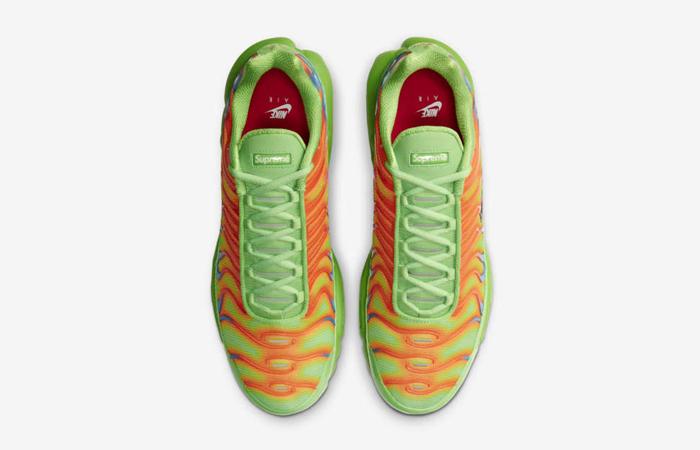 Supreme Nike TN Air Max Plus Green Volt DA1472-300 05