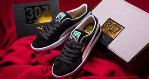 The 1-of-307 PUMA Suede VTG MII 'Made in Italy' Unveiled