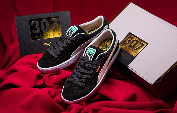 The 1-of-307 PUMA Suede VTG MII 'Made in Italy' Unveiled ft