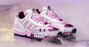 The Beauty Of adidas ZX 7000 Heytea Clear Lilac Is So Fascinating 01