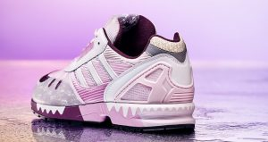 The Beauty Of adidas ZX 7000 Heytea Clear Lilac Is So Fascinating 04