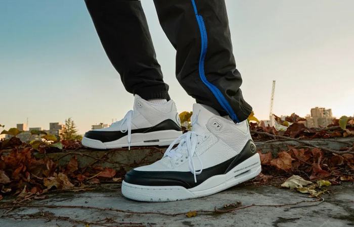 The Fragment Design Air Jordan 3 Retro SP Releasing End Of This Month f
