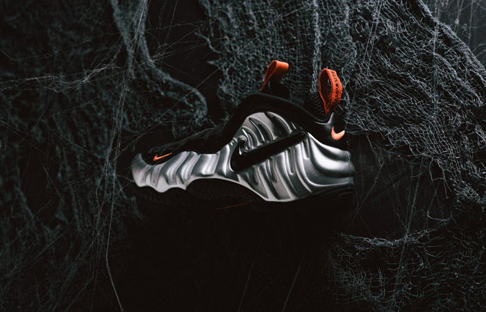 The Nike Air Foamposite Pro Halloween Is A Perfect Piece To Celebrate! f