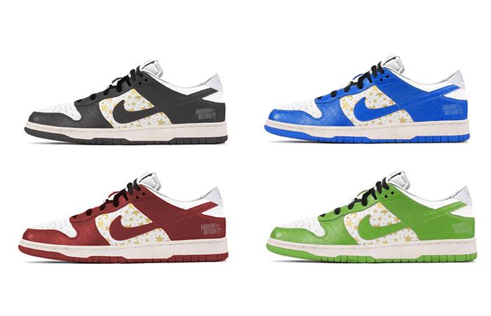 The Nike SB Dunk Low Stars Set To Drop Next Year! f