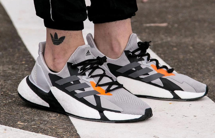 The adidas X9000 Is A Perfect Piece For Styling! f
