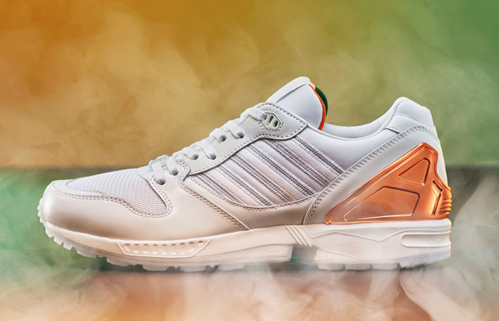 The adidas ZX 5000 The Miami University Closer Images Unveiled f