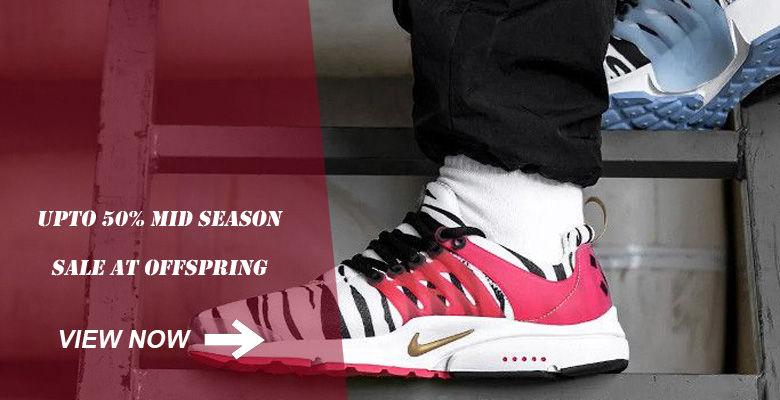 Upto 50% Mid Season SALE Is Running At Offspring With Unbelievable Prices!