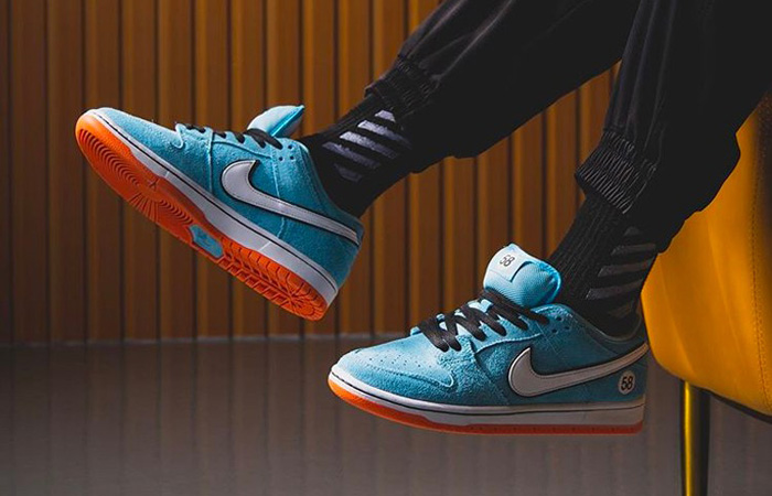 Your Best Look At The Nike SB Dunk Low Club 58 f