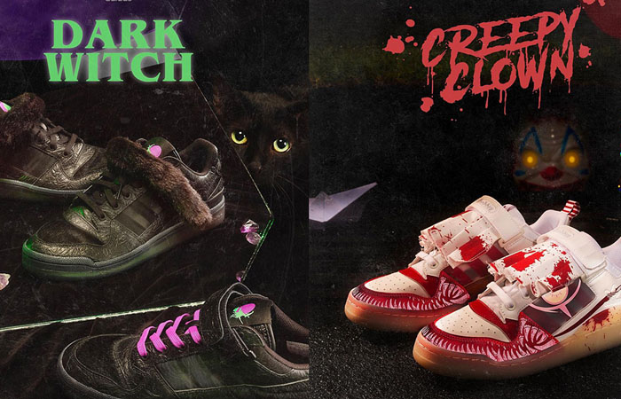 adidas Is Ready To Release An Exclusive Halloween Pack f