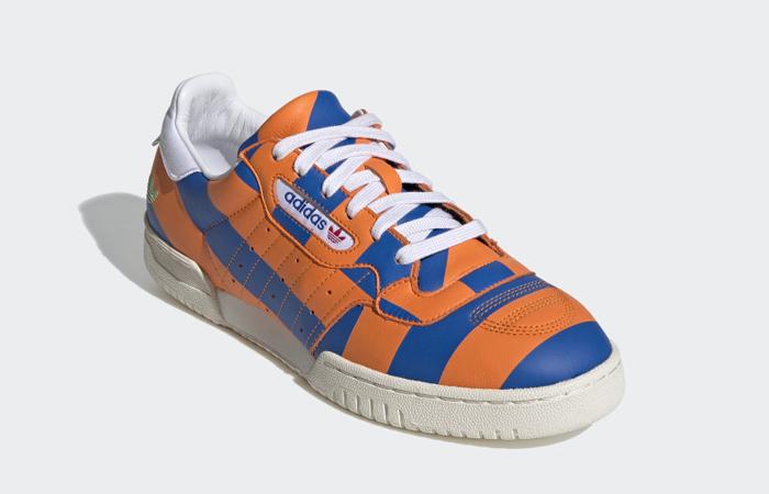 adidas Powerphase I.M.T.O.K. Orange Blue FZ0231 02