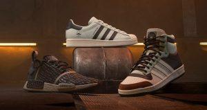 "adidas Releasing A Huge Legendary Pack ""The Mandalorian"""