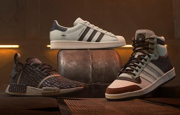 "adidas Releasing A Huge Legendary Pack ""The Mandalorian"" f"