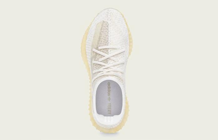 adidas Yeezy Boost 350 V2 Natural FZ5246 07