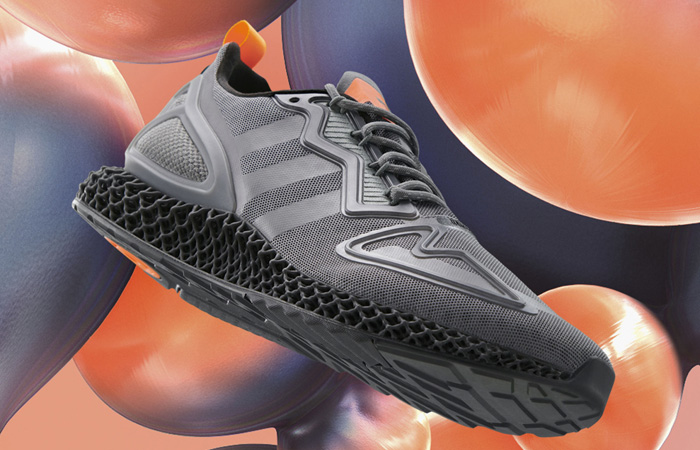 adidas ZX 2K 4D Grey Four FY9089 02