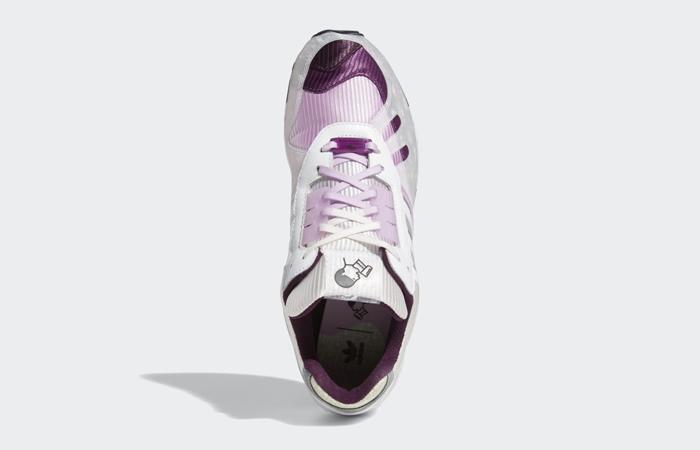 adidas ZX 7000 Heytea Clear Lilac FZ4401 07