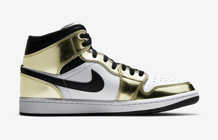 Air Jordan 1 Mid Special Edition Gold DC1419-700 03