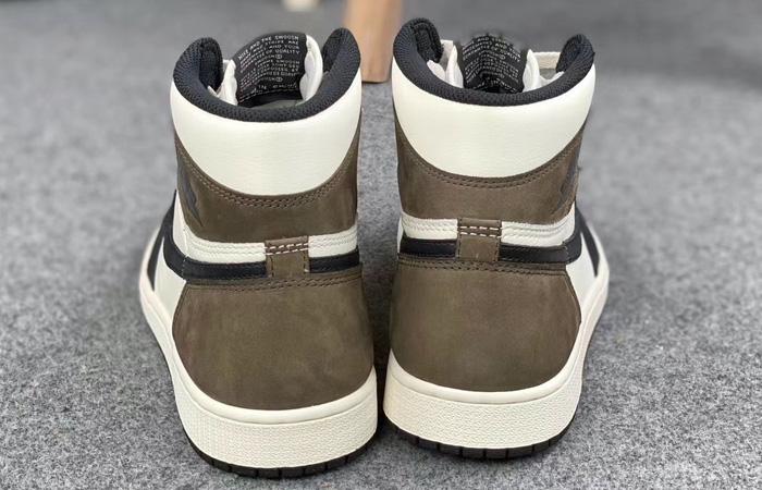 Air Jordan 1 Retro High Dark Mocha 555088-105 04
