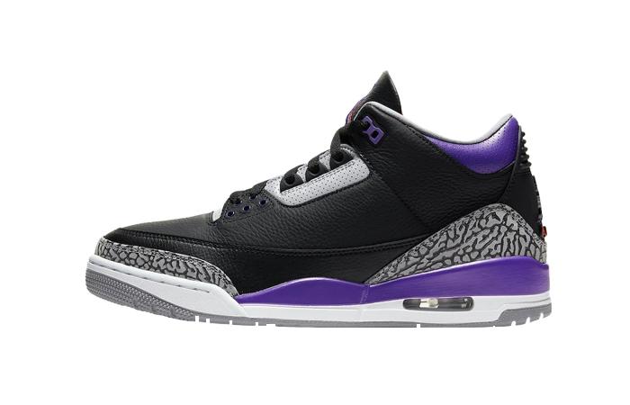 Air Jordan 3 Court Purple CT8532-050 01