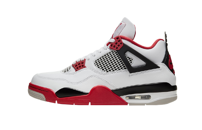 Air Jordan 4 Retro Fire Red 2020 DC7770-160 01