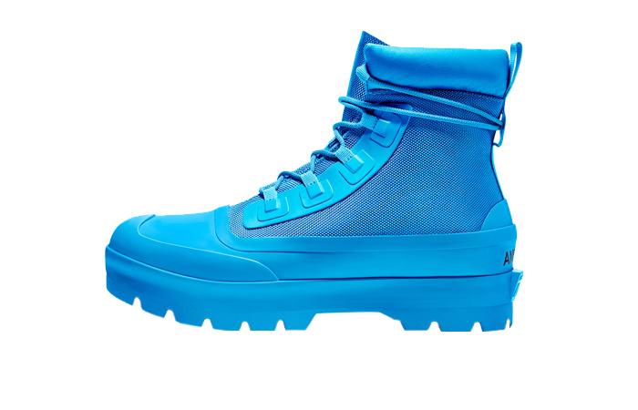 Ambush Converse Chuck Taylor All Star Duck Boot Sky Blue 170589C 01