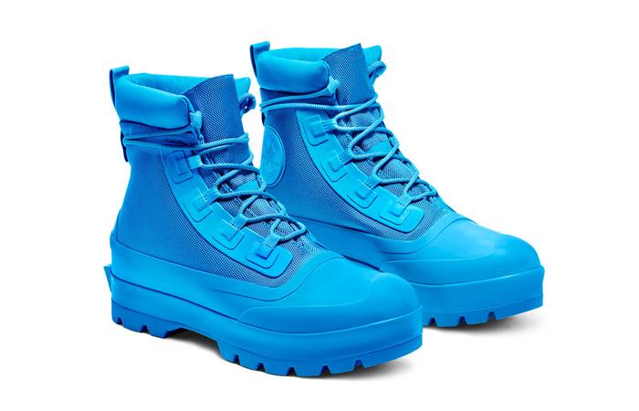 Ambush Converse Chuck Taylor All Star Duck Boot Sky Blue 170589C 02
