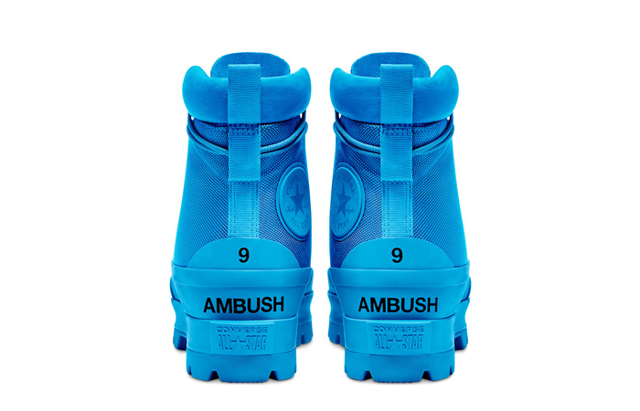 Ambush Converse Chuck Taylor All Star Duck Boot Sky Blue 170589C 05