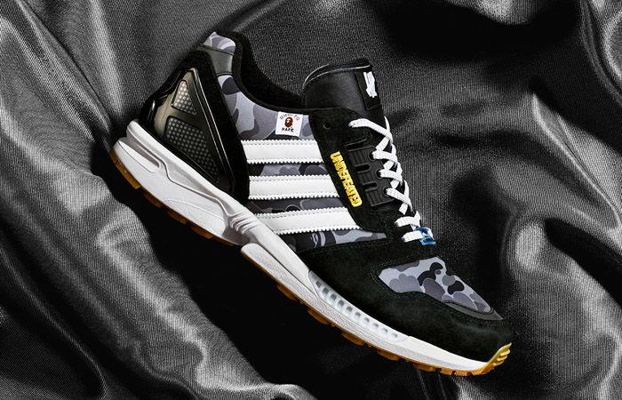 BAPE And Undefeated Teams Up With adidas ZX 8000 For An Extraordinary Collab f