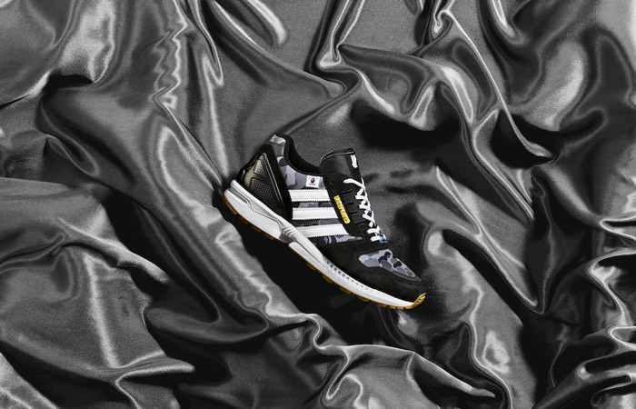 BAPE Undefeated adidas ZX 8000 Black FY8852 03