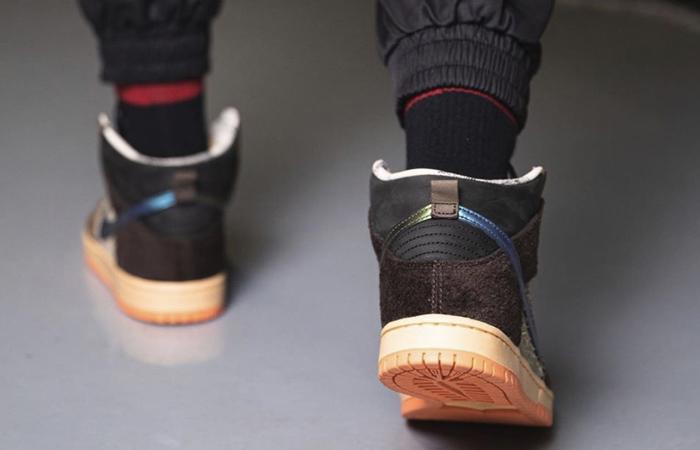 Concepts Nike SB Dunk High Turdunken DC6887-200 on foot 03