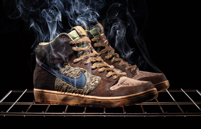 """Concepts and Nike SB Dunk High """"TurDUNKen"""" Releasing This November f"""