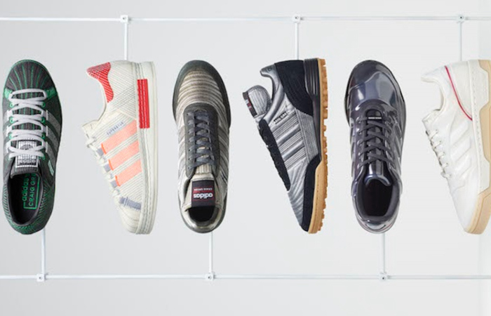 Craig Green and adidas Originals Unveiled Their Second Collaboration f
