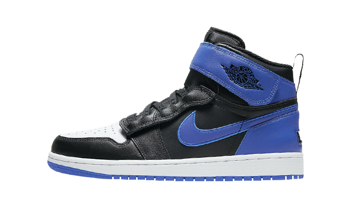 Jordan 1 Hi FlyEase Black Royal Blue CQ3835-041 01