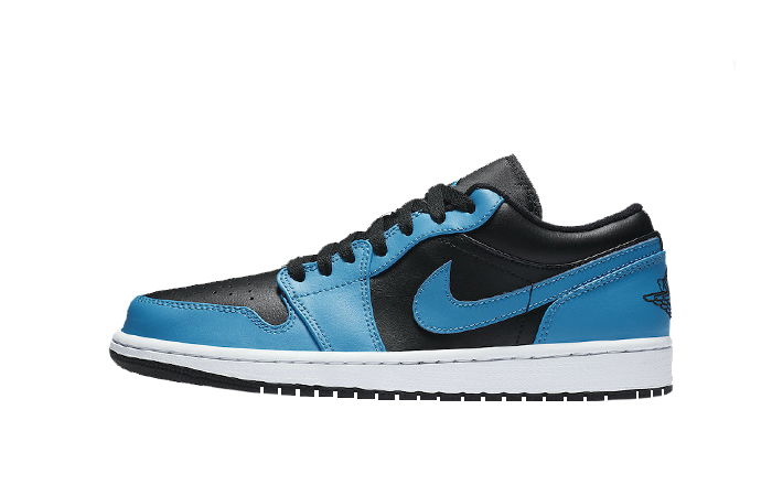 Jordan 1 Low Blue Black 553558-410 01