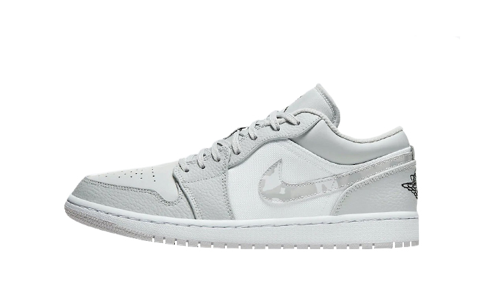 Jordan 1 Low Grey White Camo DC9036-100 01